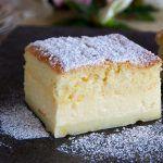 magiczne ciasto waniliowe z Thermomixem