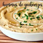 Hummus with Thermomix