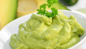 Guacamole sauce with thermomix
