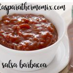 BBQ sauce with thermomix
