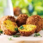 Falafel with Thermomix