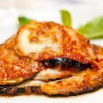 Eggplant parmigiana in thermomix