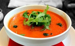 Tomato soup in the Thermomix