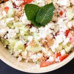 Cauliflower Tabbouleh With Thermomix
