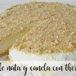 Ciasto śmietanowo-cynamonowe z Thermomixem