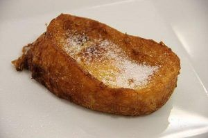 Recipe of Torrijas in the Thermomix