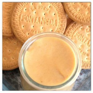 Biscuit yogurt with thermomix