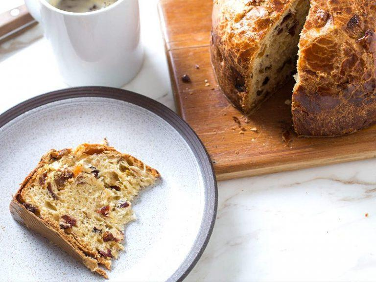 Panettone with thermomix