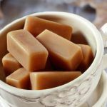 Salted butter candies with thermomix