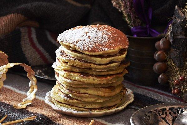 American pancakes with the Thermomix
