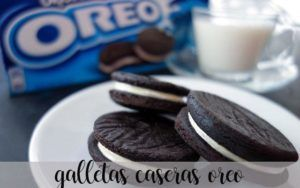 Oreo Cookies With Thermomix