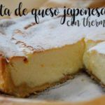 Japanese cheese cake with thermomix