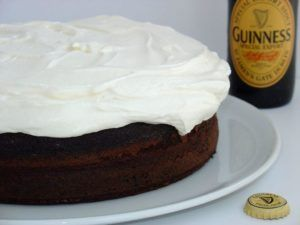 Guinness cake with thermomix