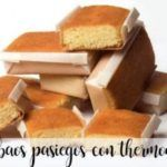 Sobaos Pasiegos with Thermomix