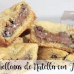 Stuffed Nutella Cookies with Thermomix