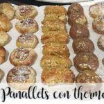 Panallets with thermomix
