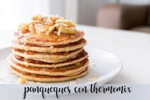 Pancakes with thermomix