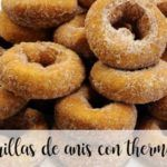 Anise donuts with thermomix