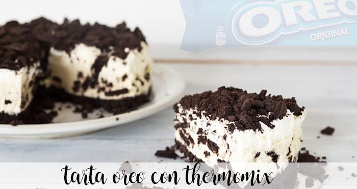 Oreo cake with Thermomix