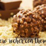 Ferrero Rocher z thermomixem
