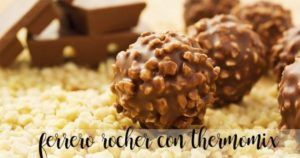 Ferrero Rocher with thermomix