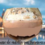Nutella mousse with Thermomix