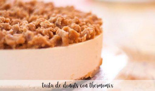 Donut cake with thermomix