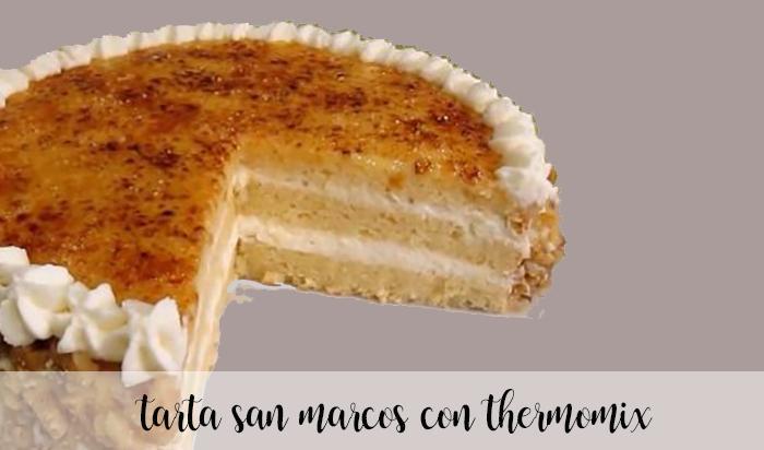 Ciasto San Marcos na thermomixie