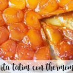 Tarte Tatin with Thermomix