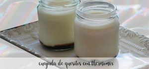 Cheese curd with Thermomix