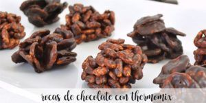 Chocolate Rocks with Thermomix