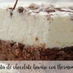 Bavarian chocolate cake with Thermomix