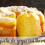 Eggless yogurt sponge cake with thermomix