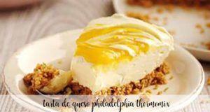 Philadelphia Cheesecake with Thermomix