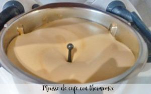 Magical Coffee Mousse with Thermomix