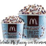 MCFlurry homemade MCdonalds ice cream with thermomix