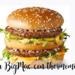 Sos Big Mac z Thermomixem