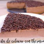 ColaCao cake with Thermomix