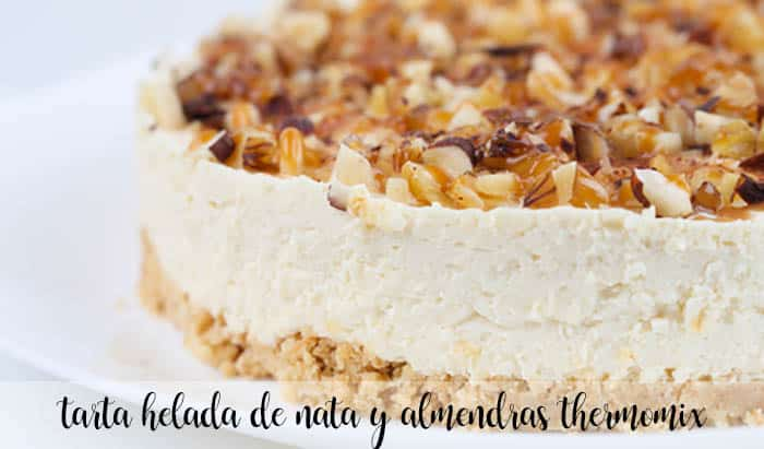 Ciasto lodowo-migdałowe z thermomixem