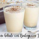 Mrożone cappuccino z Baileys z Thermomix