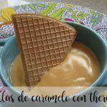 Caramel custard with Thermomix