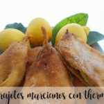 Murcian paparajotes with thermomix