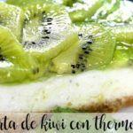 Ciasto Kiwi z Thermomixem