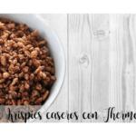 Domowe Krispies Choco z Thermomixem