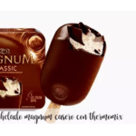 Magnum ice cream with thermomix