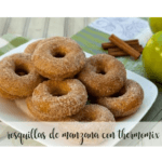 Apple Doughnuts with Thermomix