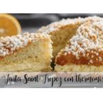 Ciasto Saint-Tropez z Thermomixem