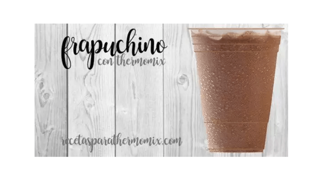Frapuchino with thermomix