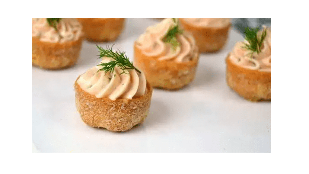 Salmon mousse with the Thermomix