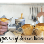 Gluten-free muffins with thermomix
